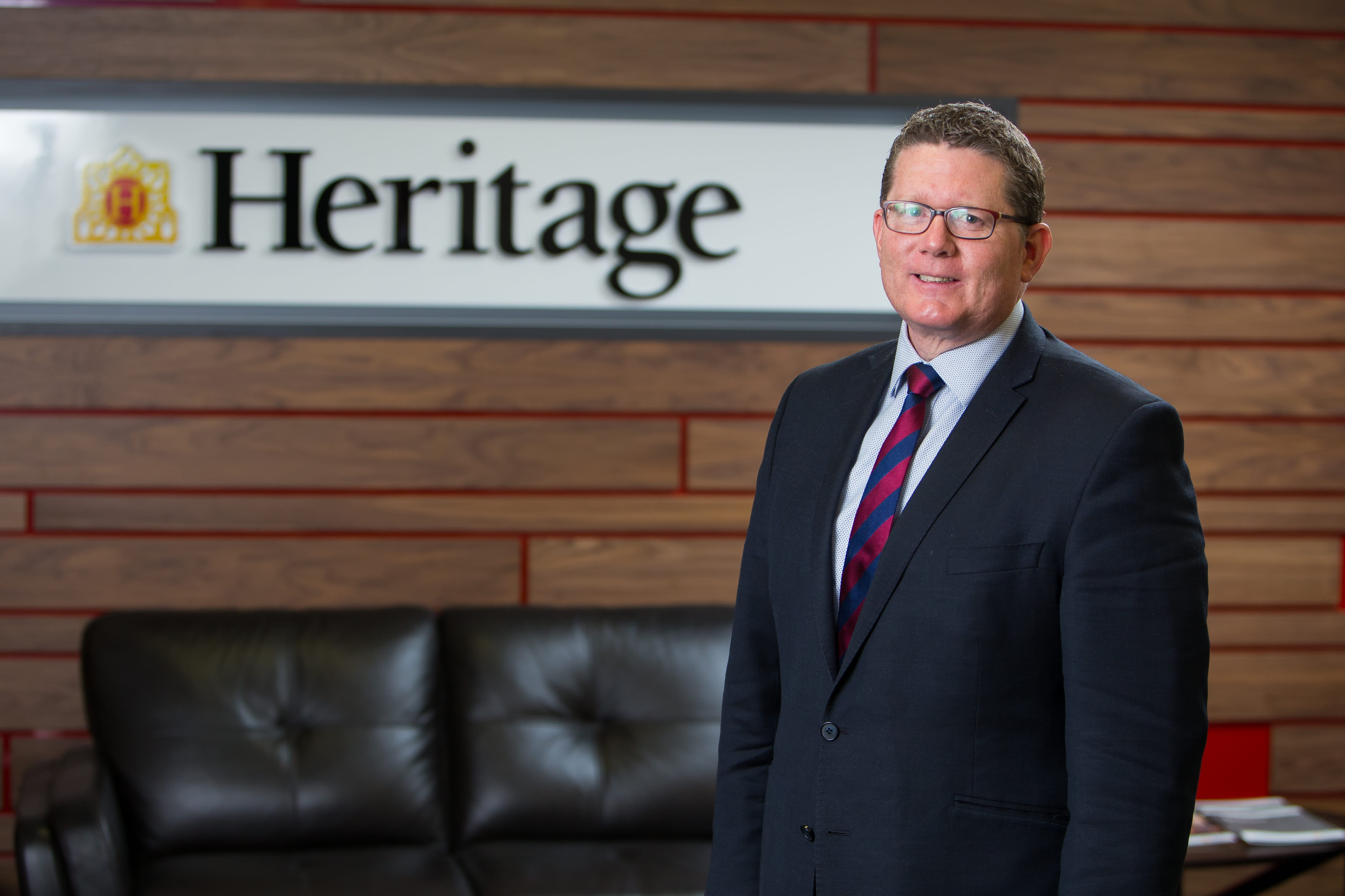 Paul Williams- Heritage Bank Charitable Foundation Director