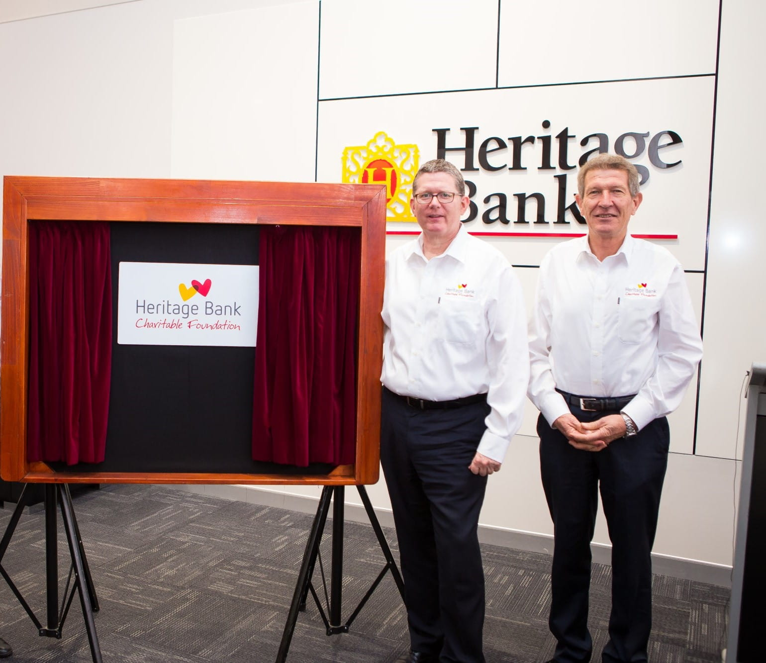 Stephen Davis - Director - Heritage Bank Charitable Foundation