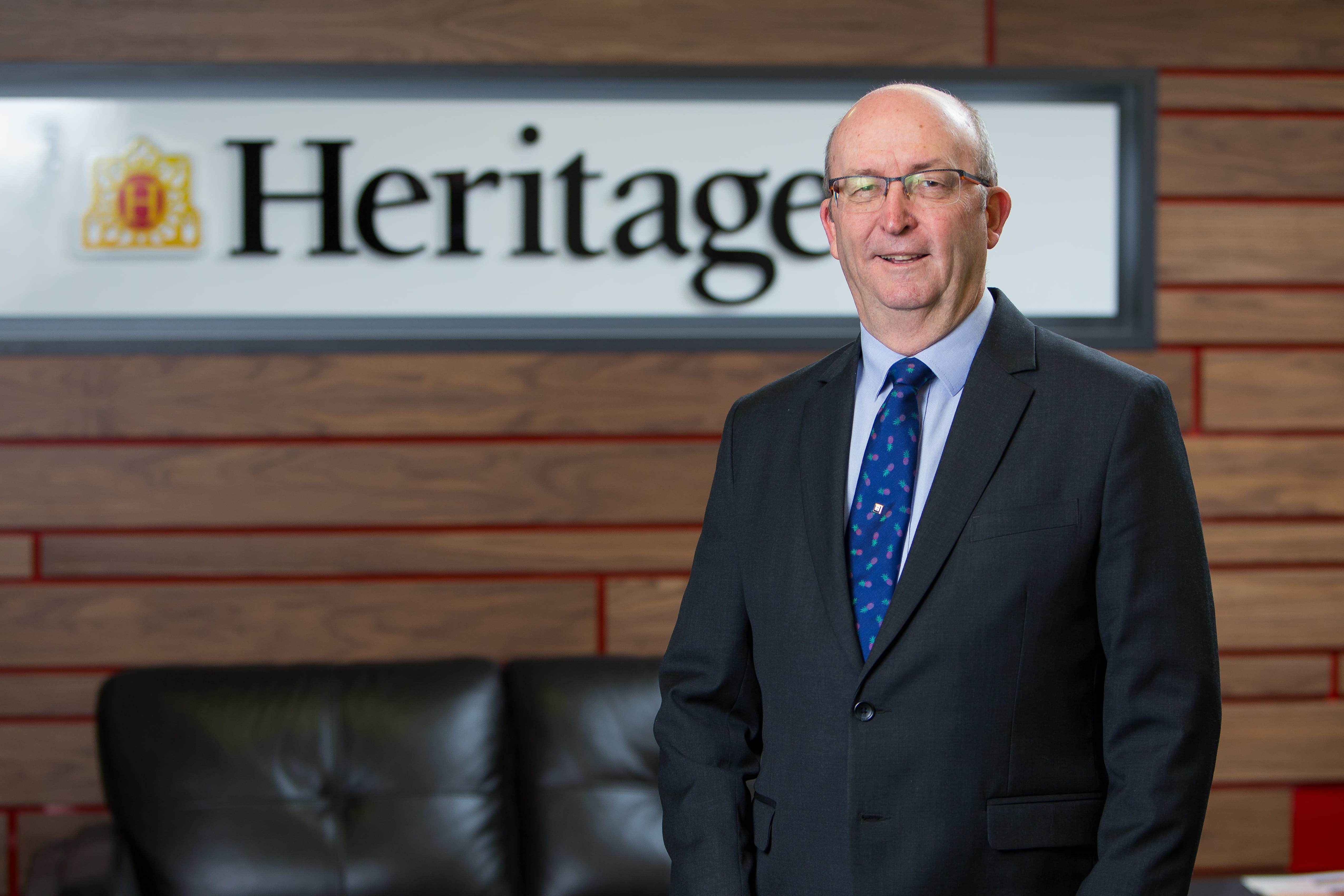 Bill Armagnacq- Heritage Bank Charitable Foundation Chair
